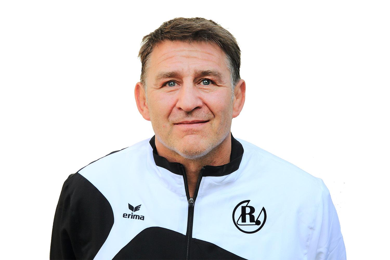 Trainer Tino Hempel
