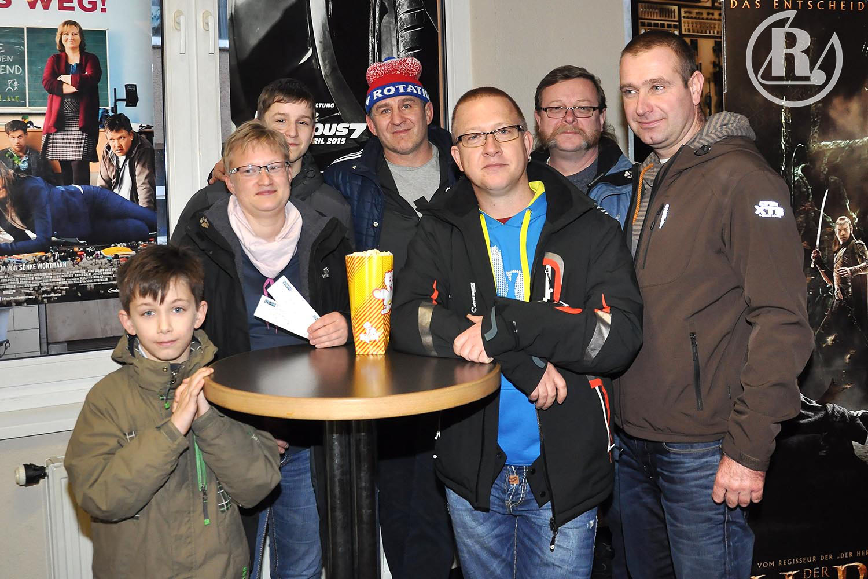 Ringerfilm Foxcatcher lockt Fans ins Greizer Kino