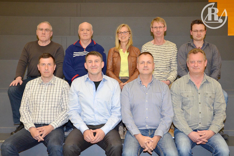 RSV Rotation Greiz wählte Vorstand