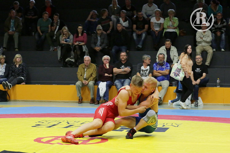 Regionalliga Ringen: RSV Rotation Greiz II gegen WKG Pausa/Plauen II: 12:21