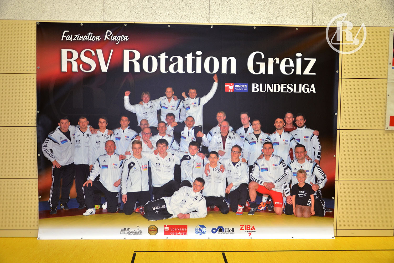 85. Vereinsjubiläum des RSV Rotation Greiz