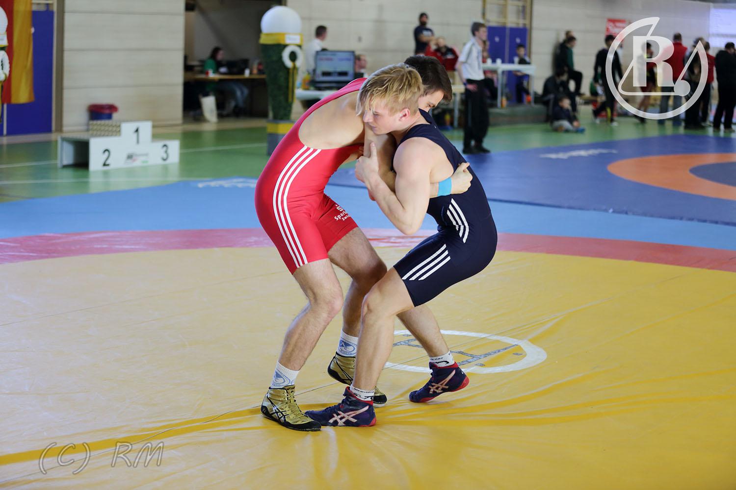 Mitteldeutsche Meisterschaft der Junioren & Jugend B in Apolda