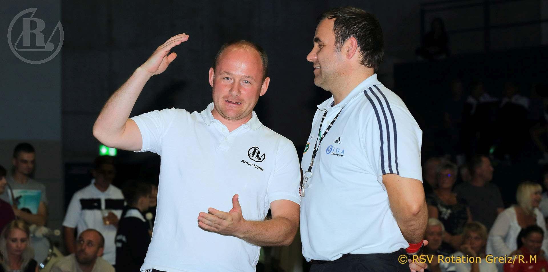 Regionalliga Mitteldeutschland Staffel A: RSV Rotation Greiz gegen KSC Motor Jena