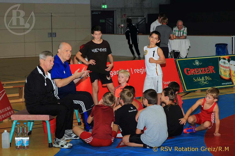 RSV-Saisonstart: Rahmenprogramm und Auszeichnungen