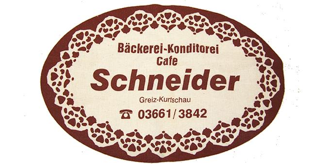 Bäckerei & Konditorei Schneider