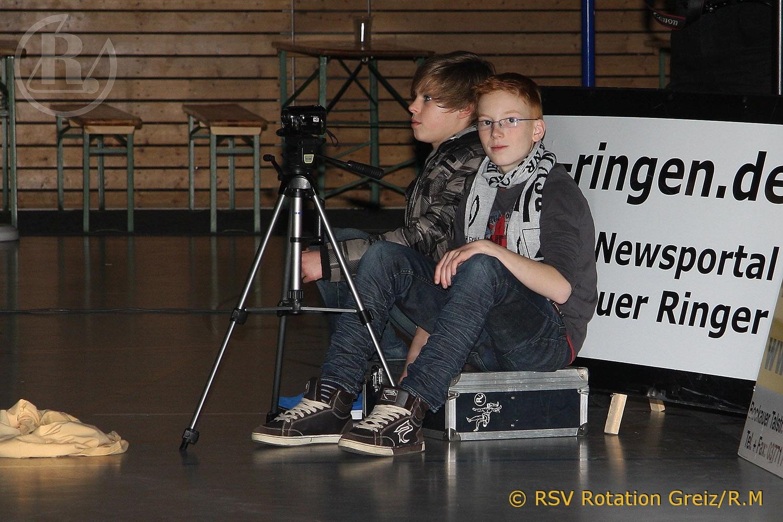 2.Bundesliga Nord: FC Erzgebirge Aue gegen RSV Rotation Greiz endet 23:14