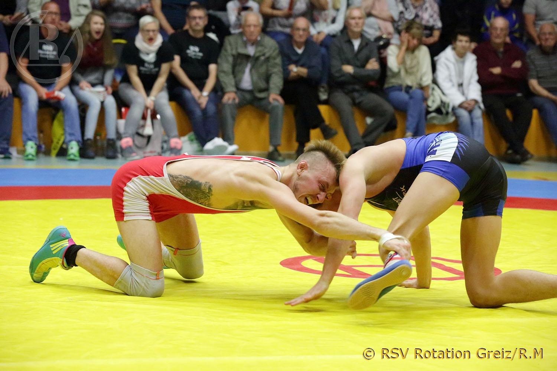 RLMD: RSV Rotation Greiz gegen AV-Germania Markneukirchen endet 19:9