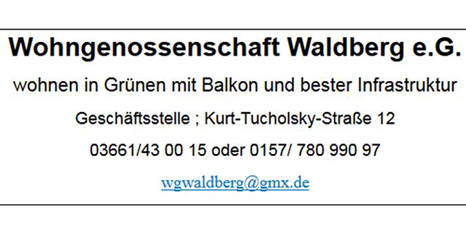 Wohngenossenschaft Waldberg e.G