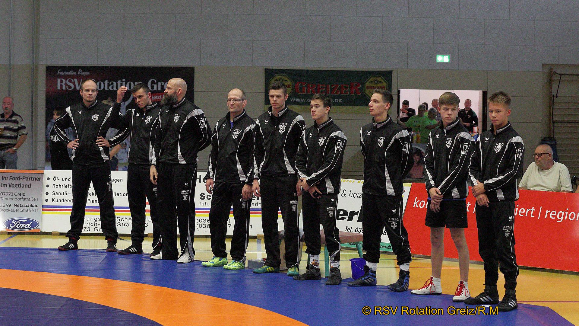Landesliga Sachsen: RSV Rotation Greiz II gegen RV Thalheim II endet 21:3