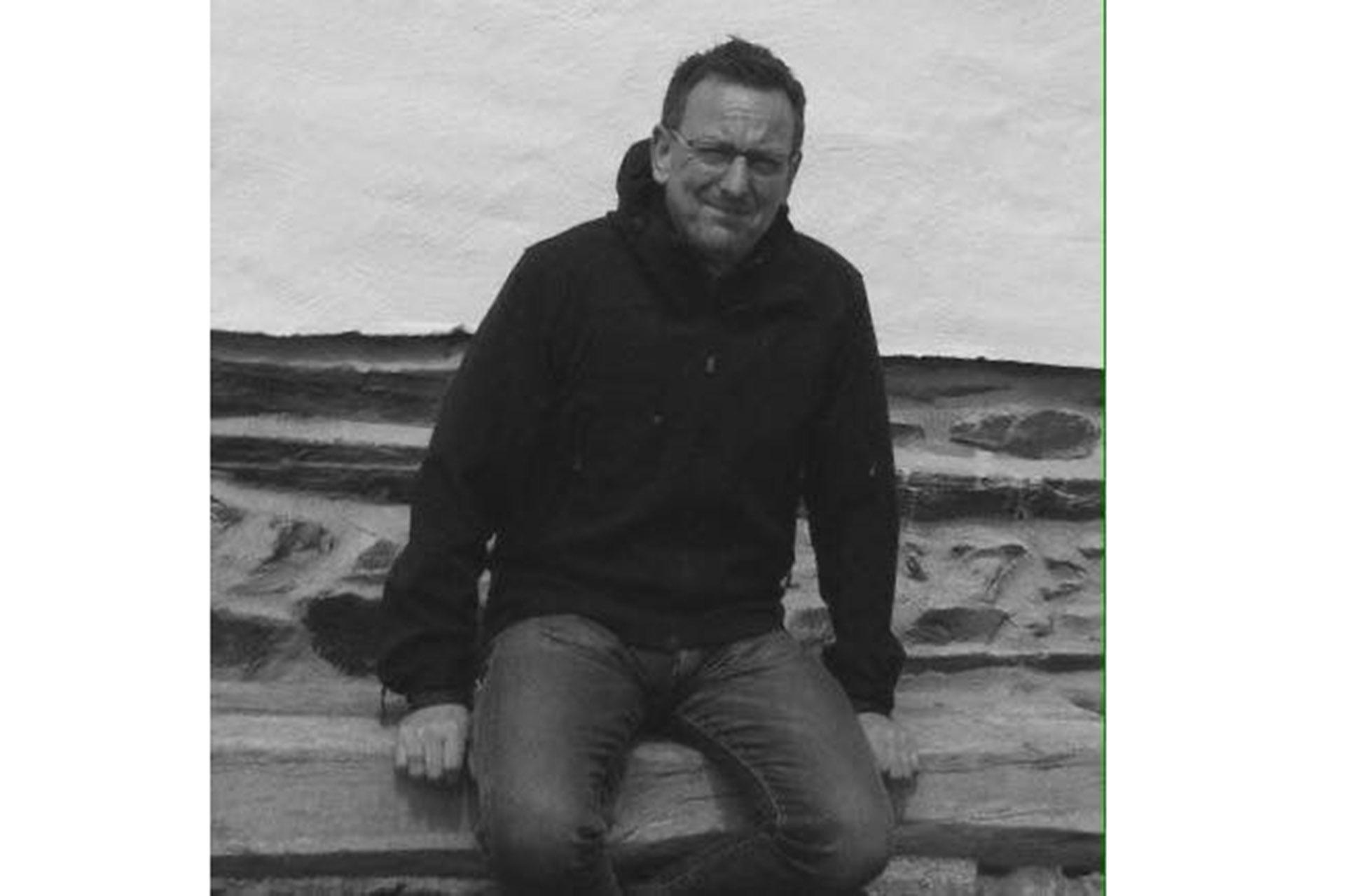 Mario Pfafl, Geschäftsführer der Pfafl & Jung Maler GmbH
