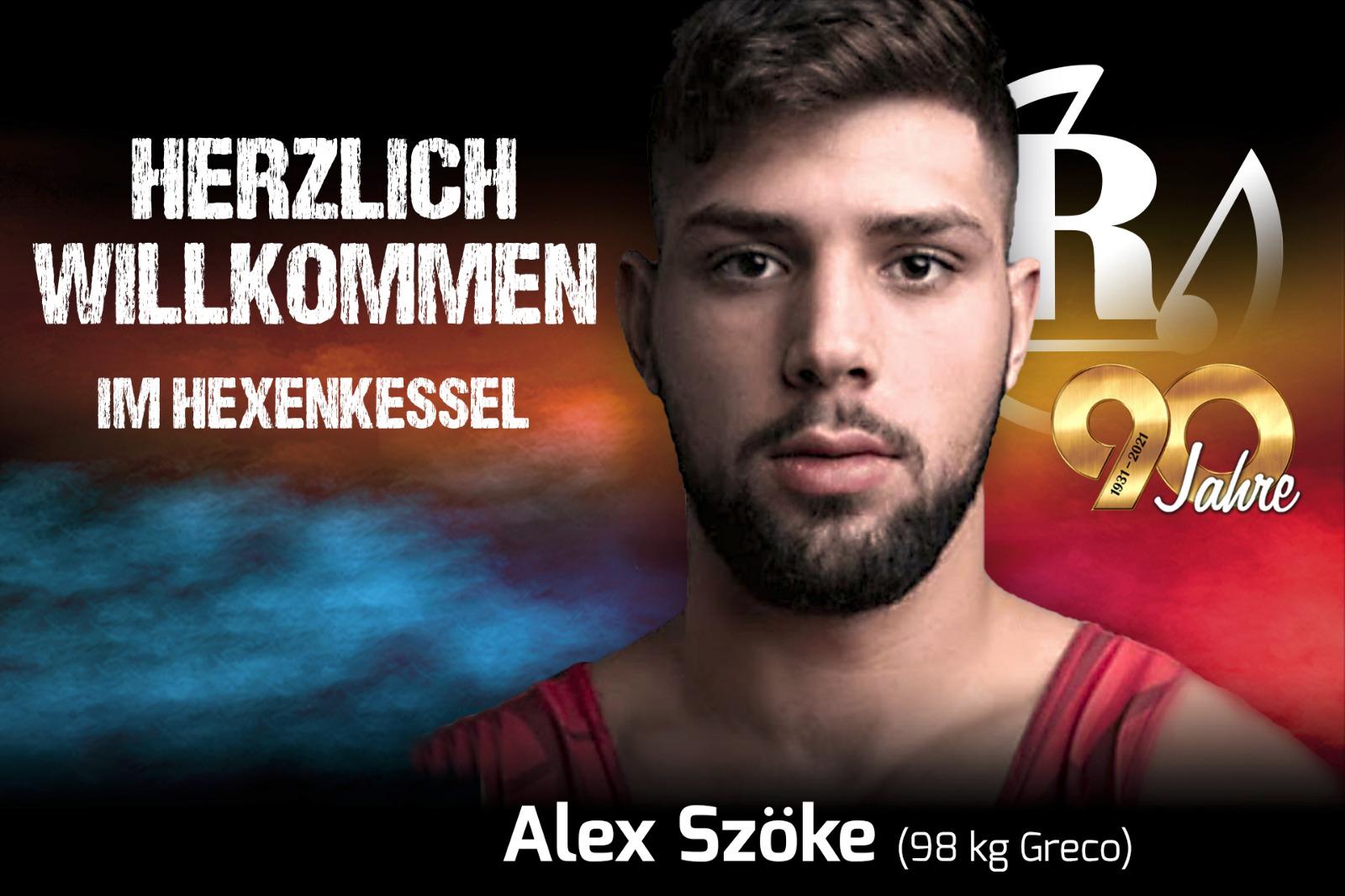 Alex Szöke