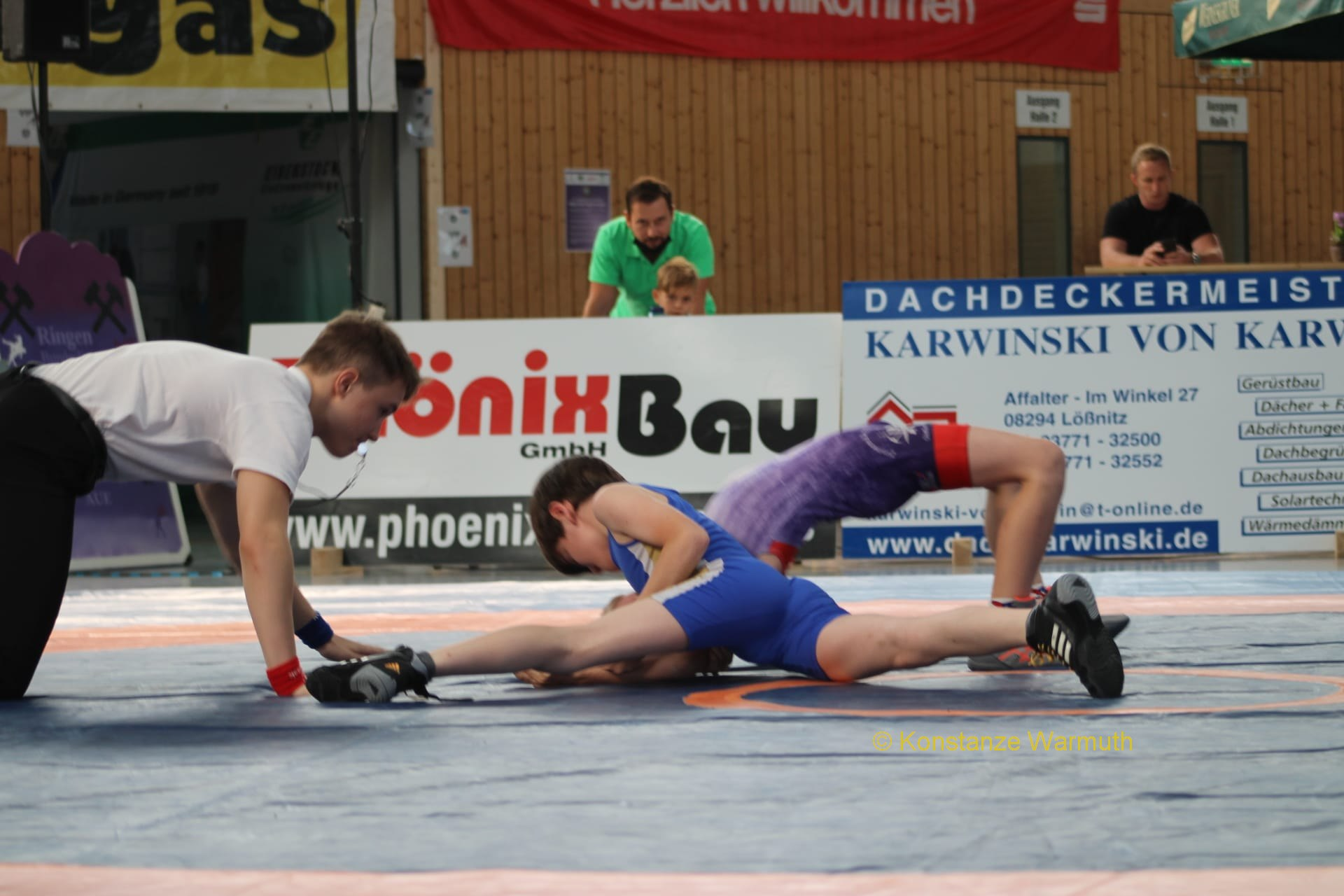 FC Ergebirge Aue/Jugend gegen RSV Rotation Greiz/Jugend